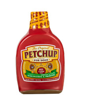 Petchup Nutritional Dog Gravy Condiment - Dry Food Topper, healthy Beef Flavor