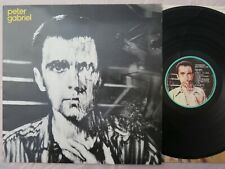 Peter Gabriel 3 or III (Melt) ~ Charisma ~ UK press ~ NM NM
