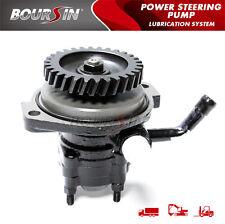Power Steering Pump Fit Isuzu Elf NPR NKR NPR66 NPR200 NKR66  4.3L 4HF1 Engine