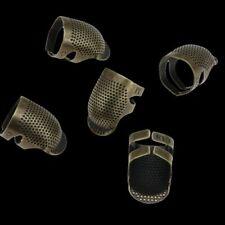 Trébol Metal Abierto-Lados Dedal Mediano Transpirable-Largo Uñas-CL6018