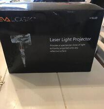 Eva Logik Laser Light Projector NL 69 Camo Light Show Home