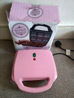 GLOBAL GIZMOS KIDS CHILDRENS CHOCOLATE BROWNIE MAKER MACHINE COOKING TOY BOXED