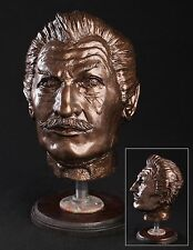 Vincent Price 1:1 resin bust
