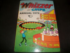 Whizzer and Chips Annual 1979 Free P+P