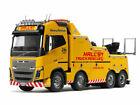 Tamiya 1/14 R/C Big Truck Series No.62 Volvo FH16 Globetrotter 750 8x4 Tow Truck