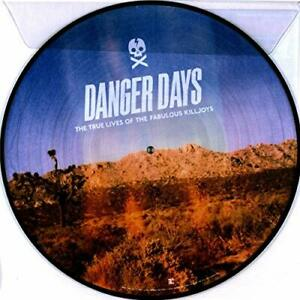 MY CHEMICAL ROMANCE-DANGER DAYS: THE TRUE LIVES OF THE  (US IMPORT) VINYL LP NEW
