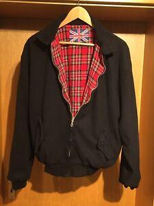 English Harrington Jacke Neu XL