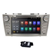 In Dash Android 9.0 Car Radio DVD Player GPS Navigation for Toyota Camry Aurion