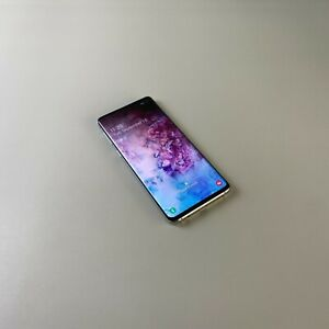 Samsung Galaxy S10 White SM-G973N 128GB Unlocked Single sim Excellent condition