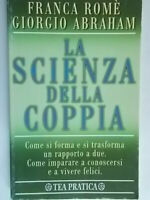 La scienza della coppia Rome' franca Abraham giorgio TEA psicologia famiglia 208