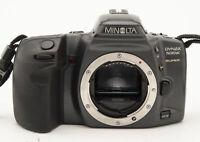 Minolta Dynax 500si super SLR Kamera Body Gehäuse Spiegelreflexkamera