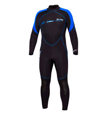Bare Mens 7mm S-Flex Sport Full Suit - Size XLT - Blue
