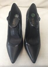 Betty Jackson  Leather Mary Jane Stilettos Ladies U.K. 6.5 Eur 40