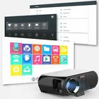 GP100UP Android 6.0 WiFi Projector 1G 8G HD 1280x800 Home Theater LED Projector