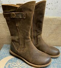 NIB Born F51926 Women's Tonic Rust Distressed Casual Boot
