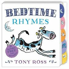 My Favourite Nursery Rhymes Board Book: Bedtime Rhymes - Board book NEW Tony Ros
