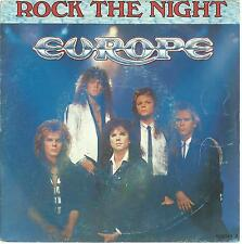 45 TOURS / EUROPE    ROCK THE NIGHT    C