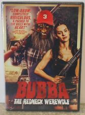 Bubba the Redneck Werewolf (DVD, 2017) RARE COMEDY HORROR BRAND NEW