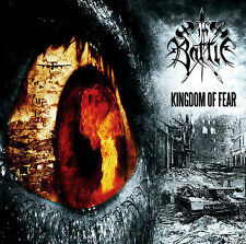 Kingdom of Fear~~~In Battle~~~Free USA S&H~Sealed CD~~~HEAVY METAL