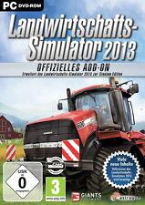 Landwirtschafts-Simulator 2013: Offizielles Add-On - PC DVD-Box - 2013 - NEU