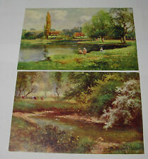 Lot28t - c1910 EPPING FOREST - WILDT & KRAY Series 540 POSTCARD