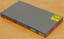 Cisco WS-C2950G-24-EI Switch 24 Ports 10/100 + 2 GBIC w/ Racks 6MthWtyTaxInv