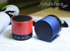 Mini Metal Beatbox Bluetooth Speaker With TF Slot Handsfree Best Sound 5 Color