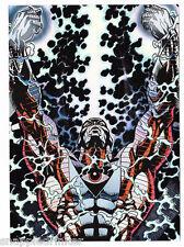 1994 Topps Matrix Comics's Greatest World Vortex M6 Chase Card