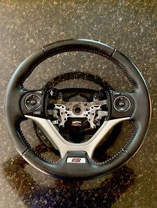 2012-2015 honda civic si steering wheel