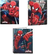 40 X Spiderman Document Files (Licensed Merchandise)