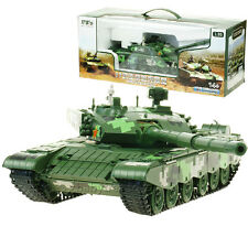 KDW 1/35 Scale Diecast Military Tanks ZTZ-99 Vehicle Armor Model Toys