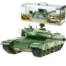KDW 1/35 Scale Diecast Military Tanks ZTZ-99 Vehicle Armor Model Toys with Box