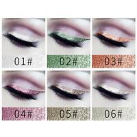 Make Up Glitter Eye Liner Wasserdichtes Glitter Eyeliner Flüssigkeit