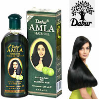 Dabur Amla Hair Oil Rapid Hair Growth Nourishing Prevent Hair Loss Oil - F/ S