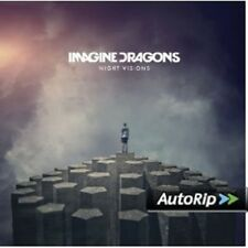 IMAGINE DRAGONS - NIGHT VISIONS (DELUXE EDT.)  CD NEW!