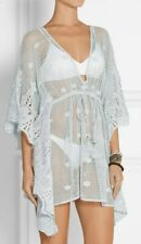 83088069711e Miguelina Petra Sky Blue Mint Crochet Cotton Swim Dress Kaftan - From  Revolve