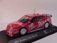 MINICHAMPS #430 940211 1/43 Alfa Romeo 155 V6 TI, 1994 DTM, Team Schubel, Danner