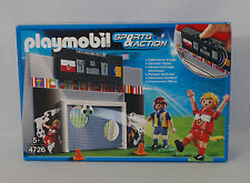 *NEW* PLAYMOBIL 4726 Sports and Action Football Shooting Practice