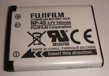 batteria originale FUJIFILM NP-45 NIKON CoolPix S700