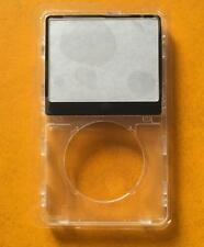 Transparent Clear Front Housing Case Cover for iPod  Video 5.5th gen 80GB