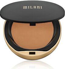 Milani Conceal + Perfect Shine-Proof Powder, [08] Medium Deep 0.42 oz (2 pack)