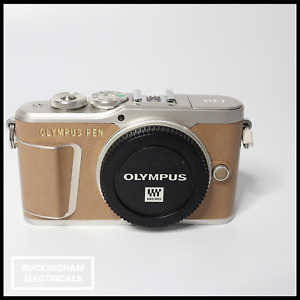 Olympus PEN E-PL9 Mirrorless Micro Four Thirds Digital Camera - Body Only