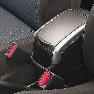 Genuine Toyota Yaris Centre Console Storage Box Arm Rest Armrest New 2012-14
