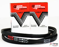 """0.31/""""/"""" Width 1//5/""""/"""" Tooth Pitch 49 Teeth 98XL031 Timing Belt9.8/""""/"""" Length"""
