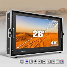 "Lilliput BM280-4K 28"" Broadcast Ultra-HD SDI DVI HDMI Monitor For G7KS RED ONE"
