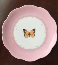 """100% Authentic Lenox """"Butterfly Meadow"""" 8"""" Round Plate (Nwot)"""