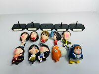 Azumanga Daioh Japan Anime Chibi Small Mixed Figure Lot of 10