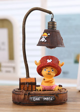 (Malaysia Ready Stock) One piece LAMP cute table light bulb chopper luffy LED