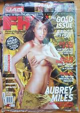 FHM PHILIPPINES #50 (August 2004) Aubrey Miles COVER GOLDEN ANNIVERSARY ISSUE