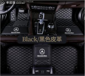 Car Floor Mats for 1996-2021 Mercedes Benz A-Class, AMG GT, B-Class, E-Class